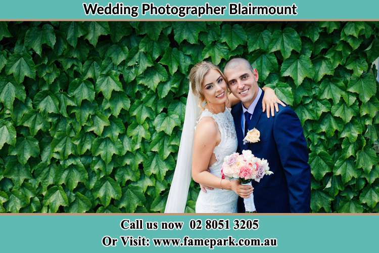 Photo of the Bride and the Groom Blairmount NSW 2559