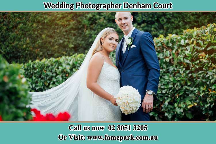 Photo of the Bride and the Groom Denham Court NSW 2565