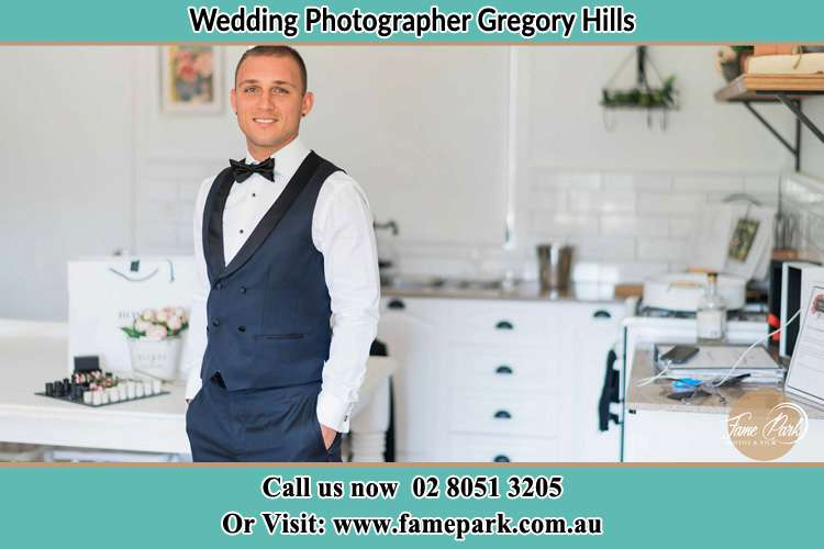 Photo of the Groom Gregory Hills NSW 2557