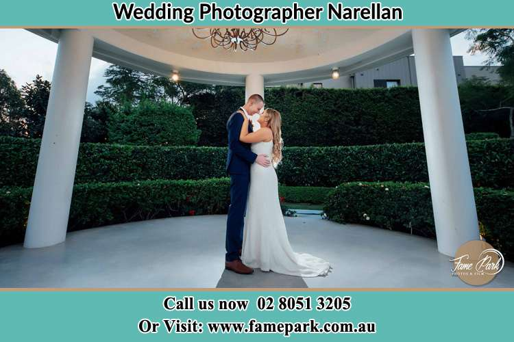 Photo of the Bride and the Groom dancing Narellan NSW 2567