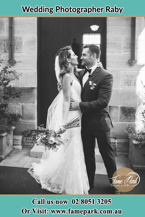 Photo of the Bride and the Groom Raby NSW 2566